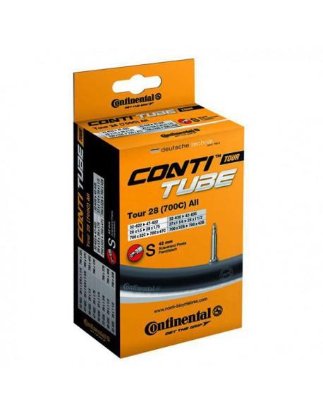 Continental Race 28 Light Valve Presta 18/25-622/630