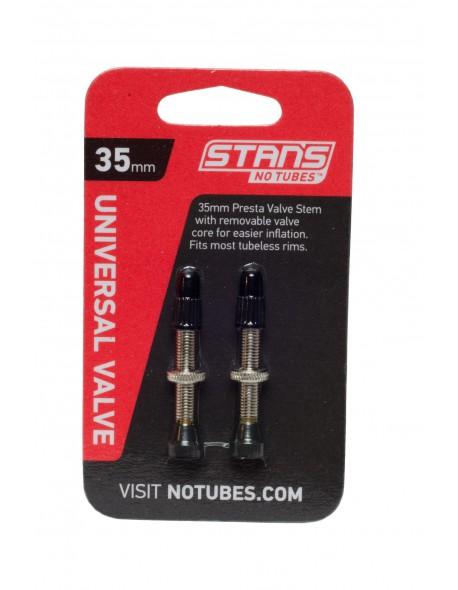 STAN'S NO TUBES Universal Valve, 35mm