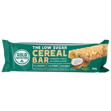 GOLD NUTRITION Cereal Bar