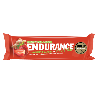 GOLD NUTRITION Endurance Fruit Bar