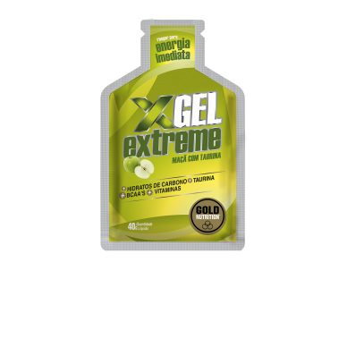 GOLD NUTRITION Extreme Gel Taurine