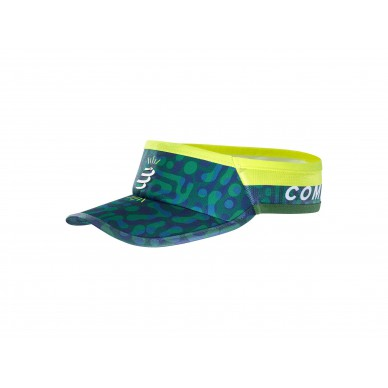 COMPRESSPORT Visor Ultralight Camo Neon 2020