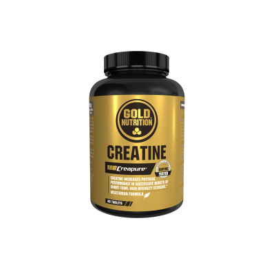 GOLD NUTRITION Creatine vitaminai
