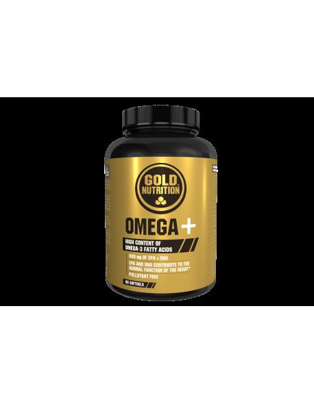 GOLD NUTRITION Omega+