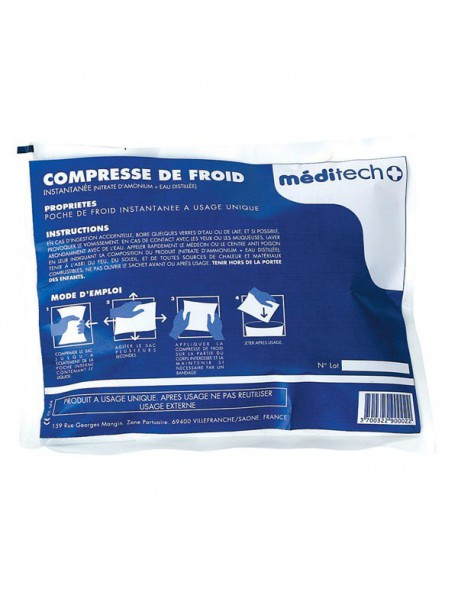 MEDITECH Cold Compress
