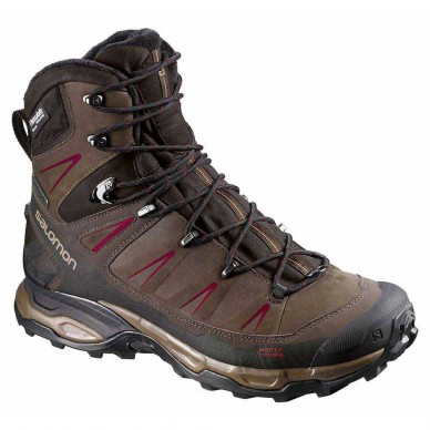 SALOMON X ULTRA Winter CS WP W batai