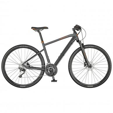 SCOTT Sub cross 10 M 2021 dviratis