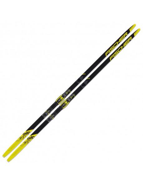 FISCHER Slidės Twin Skin Pro X-Stiff 202 (b)