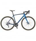 Scott dviratis Addict 10 DISC marine blue M 2021