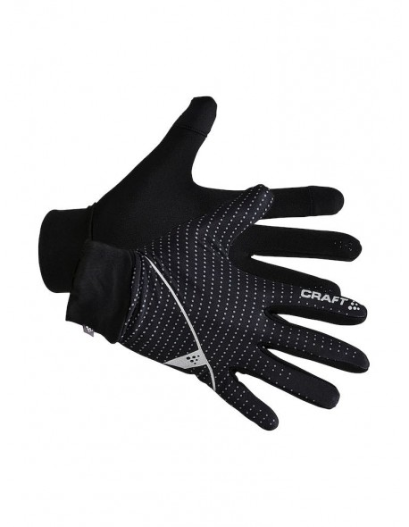Craft pirštinės Jersey M black