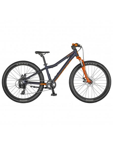 Scott dviratis Scale 24 Disc blue 2021