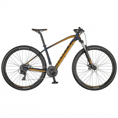 Scott dviratis Aspect 770 stellar blue XS 21