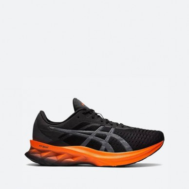 Asics batai Novablast m 10,0 black/orange