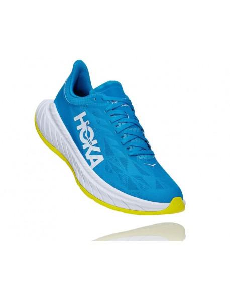 Hoka one one batai Carbon X2 M-8.5 blue