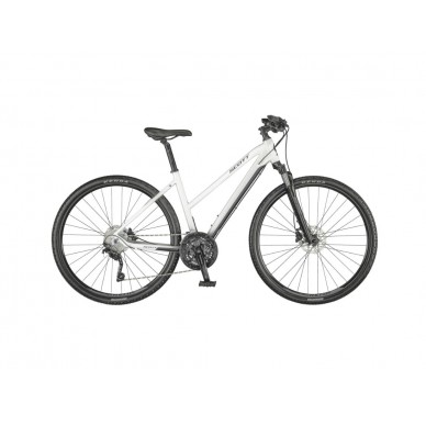 SCOTT Sub Cross 20 Lady 2021 dviratis