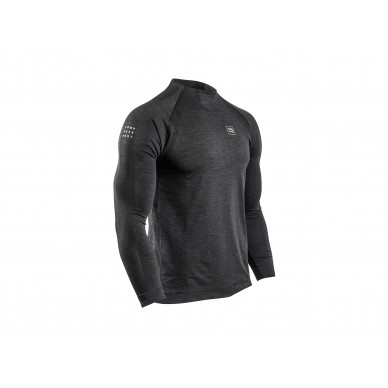 Compressport maršk. Training LS black M