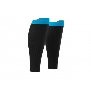 Compressport blauzdinės R2 Oxygen, Black, T1