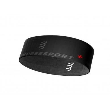 Compressport diržas Free Belt Flash, Black, XS/S