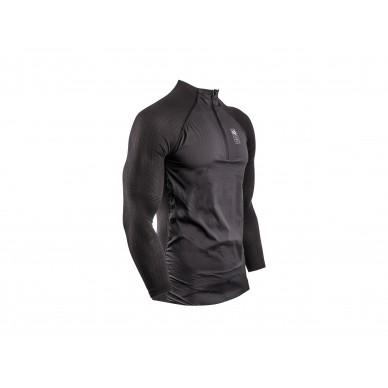 Compressport Hybrid Pullover termo marškinėliai M