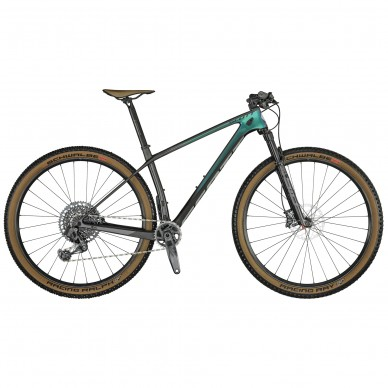 SCOTT Scale RC 900 Team Issue AXS 2021 dviratis