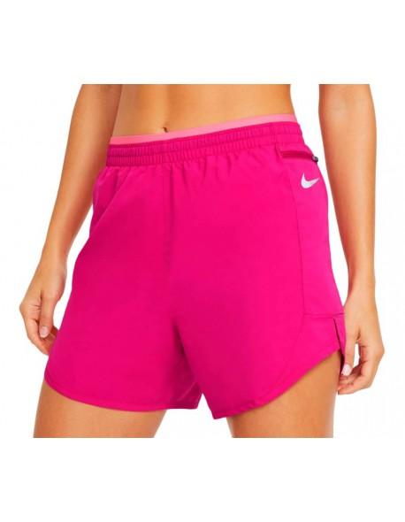 Nike šortai Tempo Luxe 5in M-XS pink
