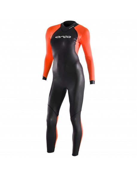 Orca kostiumas Core HI-VIS OW S BK W