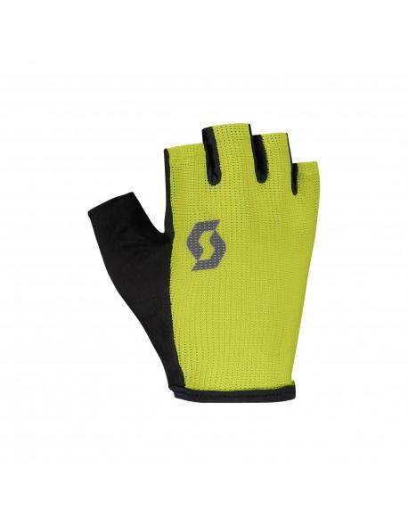 SCOTT pirštinės Aspect Sport JR SF sulphur yellow/black XS