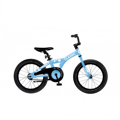 """Classic 16"""" ALU dviratis 2021"""