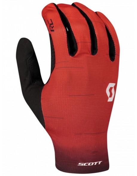 SCOTT pirštinės RC Pro LF S fier red/white