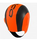 Orca kepurėlė Neoprene Swim Cap S/M orange