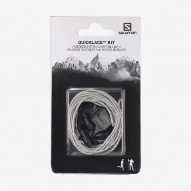 Salomon QuickLace Kit Grey