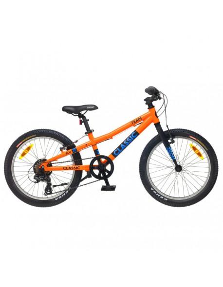 Classic dviratis Team 20 orange 2021