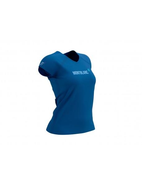 Compressport Training SS Mont Blanc 2021 w marškinėliai