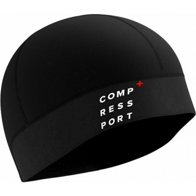 Compressport kepurė Hurricane Beanie one size black