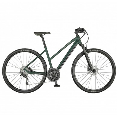 Scott Sub Cross 10 Lady dviratis 2021