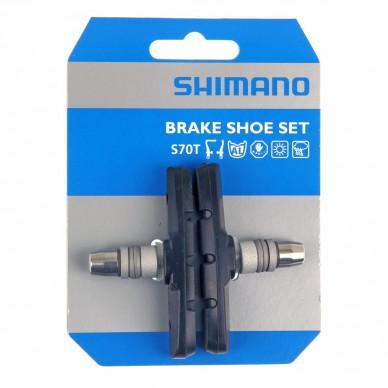 SHIMANO stabdžių kaladėlės S70T BR-M750/570/510