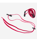 Orca Speed Laces red
