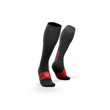 COMPRESSPORT Full Socks Race & Recovery