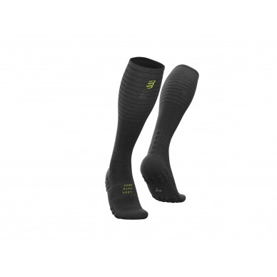 COMPRESSPORT Full Socks Oxygen BLACK EDITION