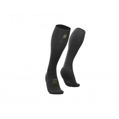COMPRESSPORT Full Socks Oxygen Black Edition