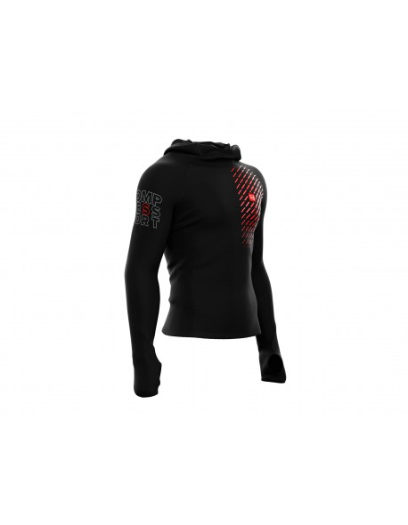 COMPRESSPORT 3D Thermo Ultra Light Racing Hoodie