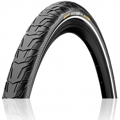 CONTINENTAL padanga Ride City Tire 28x1.75 Black Reflex 1025g