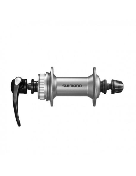 Shimano 100/36 Silver HB-M4050 Alivio Disc Brake -