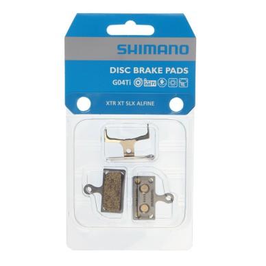 Shimano Resin G02A Incl Spring/Split Pin