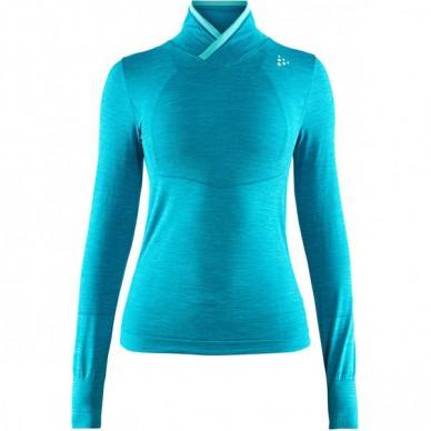CRAFT FuseKnit Comfort Wrap W marškinėliai