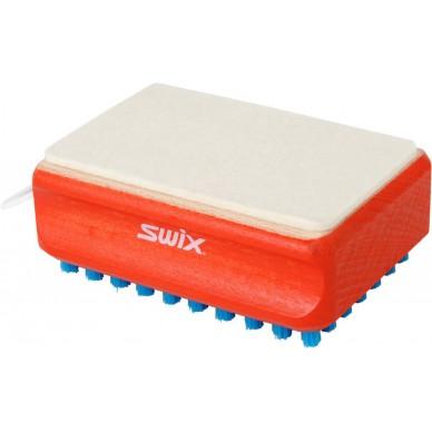 SWIX šepetys Fine Nylon, T0166B