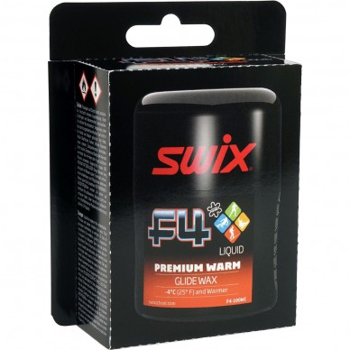 SWIX parafinas F4-100WC, 100 ml