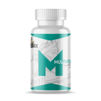 AMBERMIX multivitaminai N90