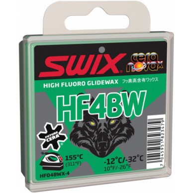 Swix HF4BW BlackWolf 40g