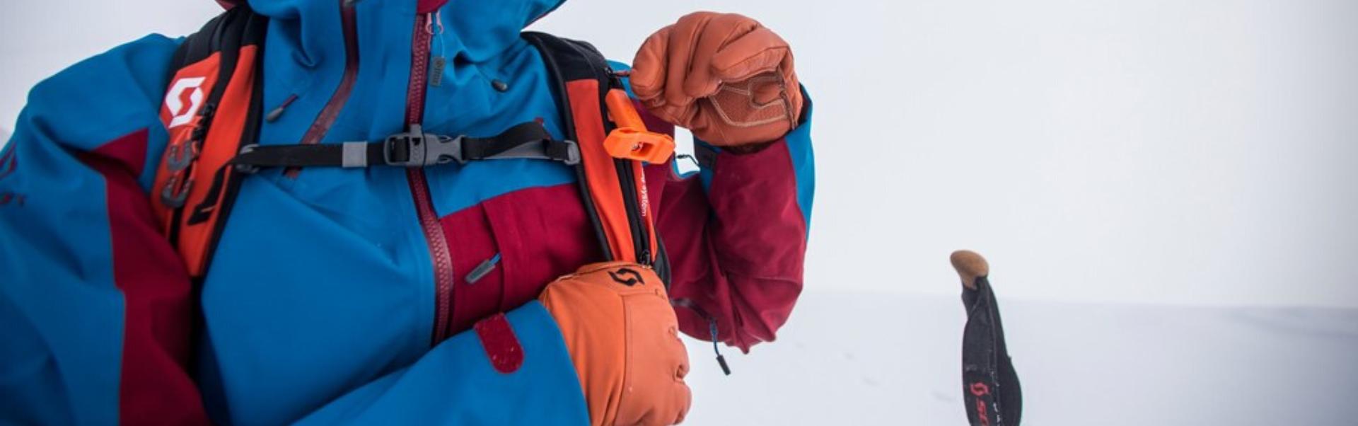 Pirštinės slidinėjimui